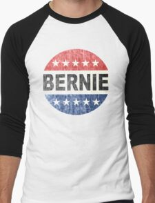 Bernie 2016 Shirt - Retro Bernie Sanders Vote Button T Shirt  T-Shirt