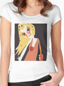 Cheetara Thundercats Women's Fitted Scoop T-Shirt