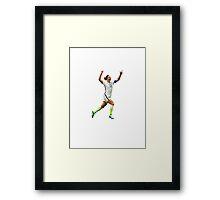 Carli Lloyd Framed Print