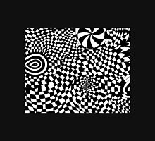 Checkerboard Dreams Unisex T-Shirt