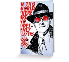 reddington Greeting Card