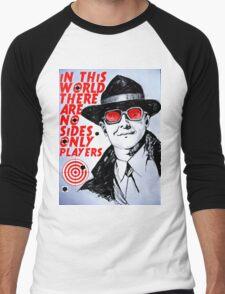 reddington Men's Baseball ¾ T-Shirt