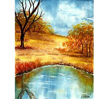 My Landscape Paradise Photographic Print