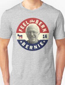 Feel The Bern Shirt - Bernie 2016 T Shirt T-Shirt