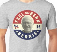 Feel The Bern Shirt - Bernie 2016 T Shirt Unisex T-Shirt