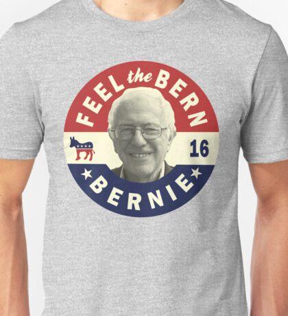 Feel The Bern Shirt - Bernie 2016 T Shirt Unisex T-Shirt