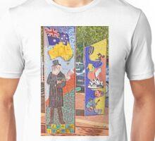 Tamworth Street Mural 1 Unisex T-Shirt