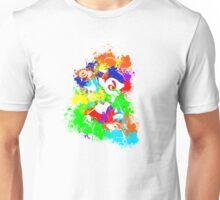 Inkling Boy - Splatter v2 Unisex T-Shirt