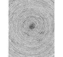 One Line Sprial Photographic Print