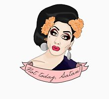 Bianca del Rio - Not today, Satan! (Cartoon) Unisex T-Shirt