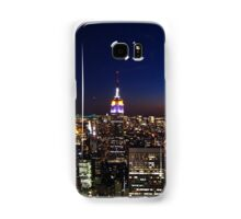 Empire State Building in New York City Samsung Galaxy Case/Skin
