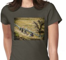 The Cowboy Way Womens Fitted T-Shirt