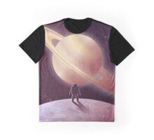 A View From Enceladus Graphic T-Shirt