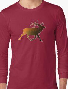 Elk Spirit Long Sleeve T-Shirt