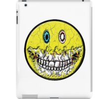 Zombie Smiley iPad Case/Skin