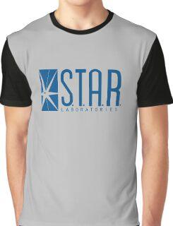 S.T.A.R. Laboratories (blue) Graphic T-Shirt