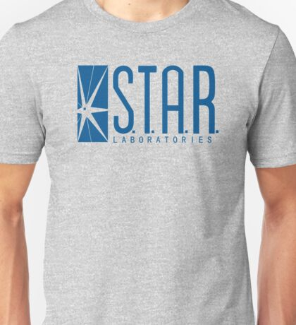 S.T.A.R. Laboratories (blue) Unisex T-Shirt