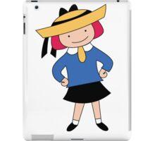 Madeline iPad Case/Skin