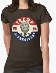 Trump Shirt - Donald Trump For President 2016 T Shirt Womens Fitted T-Shirt