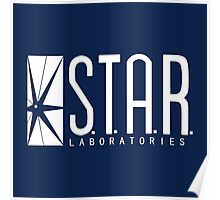 S.T.A.R. Laboratories Poster