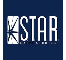S.T.A.R. Laboratories Photographic Print