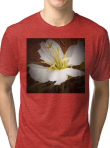 Desert Evening Primrose Tri-blend T-Shirt
