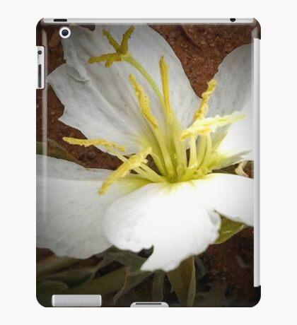 Desert Evening Primrose iPad Case/Skin