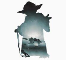 Yoda Silhouette by Kuratoth