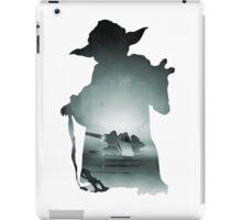 Yoda Silhouette iPad Case/Skin