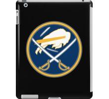 Sabres - Bills Logo Mashup iPad Case/Skin