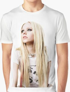 avril Graphic T-Shirt