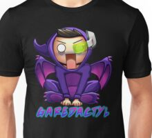 Garedactyl Scared Scouter Unisex T-Shirt