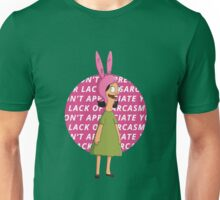 "Louise - ""I Don't Appreciate Your Lack of Sarcasm"" Unisex T-Shirt"