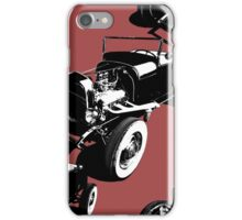Hot Rod Art iPhone Case/Skin