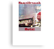 Heartbreak Motel Metal Print