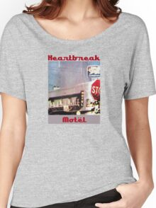 Heartbreak Motel Women's Relaxed Fit T-Shirt