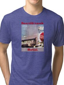 Heartbreak Motel Tri-blend T-Shirt