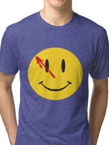 Watchmen Logo Tri-blend T-Shirt