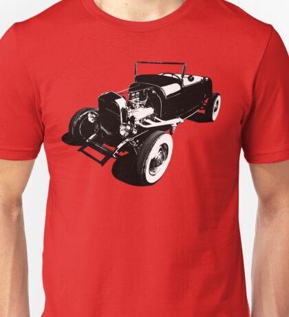 Hot Rod Art Unisex T-Shirt