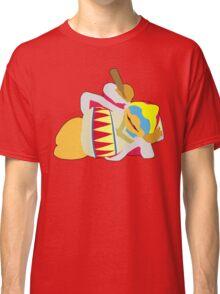 KING DEDEDE | Super Smash Taunts | Crouch Classic T-Shirt