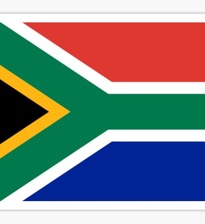 South Africa Flag - African Rugby Springboks, Sticker Duvet Bedspread T-Shirt Sticker