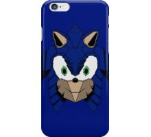 Metal Sonic The Hedgehog iPhone Case/Skin