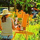 Art in the Garden by Mary Carol Story