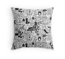 From Whatever to AM Throw Pillow