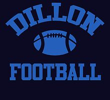 Dillon Panthers Football by Phasma
