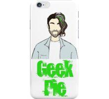 Geek Pie iPhone Case/Skin