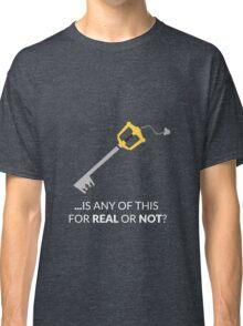Kingdom Hearts - Keyblade Classic T-Shirt