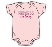 Princess for a DAY One Piece - Short Sleeve