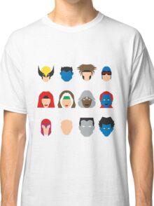 Xmen Icons Classic T-Shirt