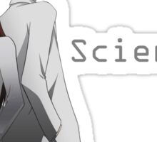 Mad Scientists Sticker